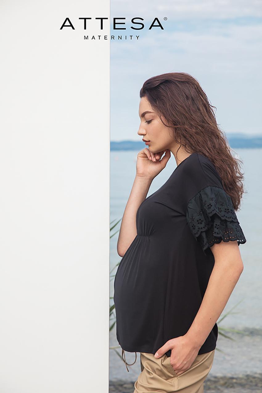 attesa maternity abito